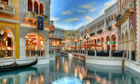 The Venetian Luxury Hotel and Casino, Cotai Strip, Macau