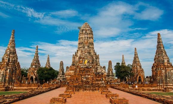Historic City of Ayutthaya, Thailand