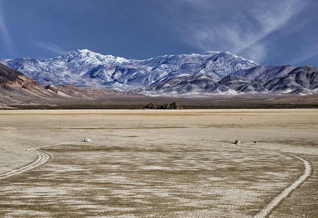 Il Clima della Death Valley in California