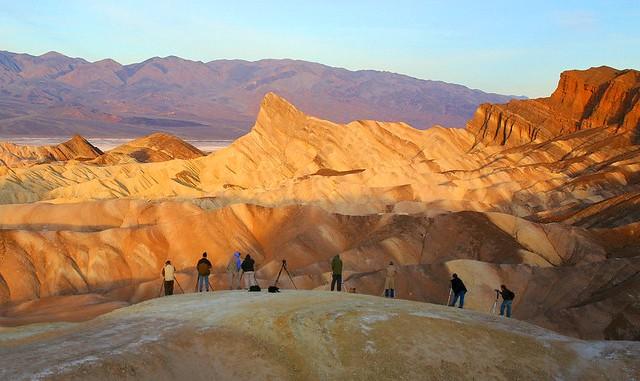 Le Attrazioni della Valle della Morte: Cosa Vedere e Cosa Fare