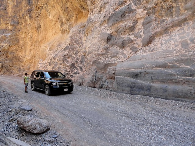 Guida Completa al Titus Canyon ed alla Titus Canyon Road nella Valle della Morte