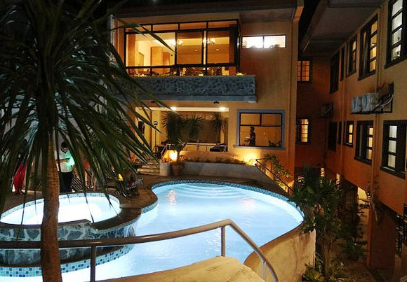 Pool Area, 1775 Adriatico Suites, Manila