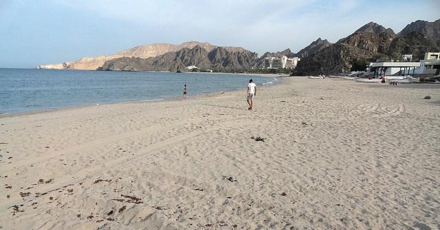 Al Bustan Beach, Al Bustan, Muscat, Oman