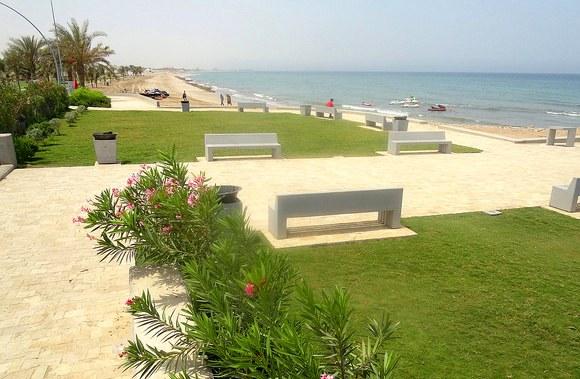 Azaiba Park & Beach, Al Ghubrah, Muscat, Oman