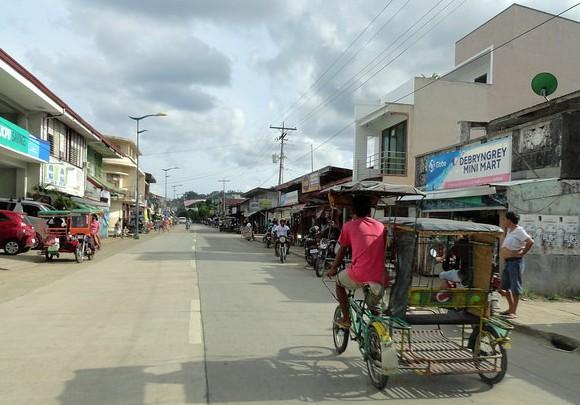 Caramoan Town, Caramoan Peninsula, Camarines Sur, Philippines