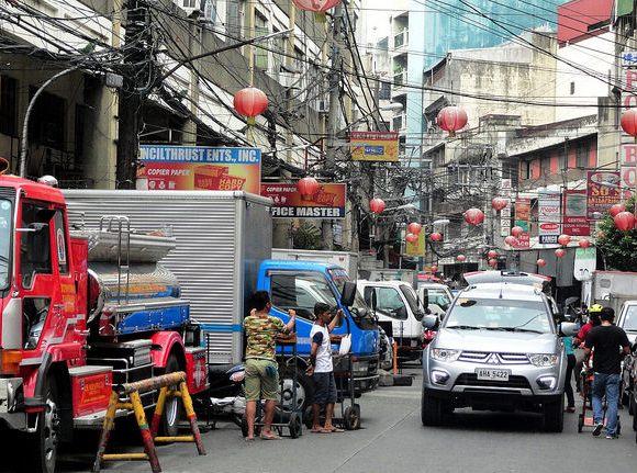Chinatown, Binondo, Manila, Philippines