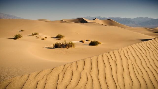 Le 4 Escursioni a Piedi Più Belle della Death Valley
