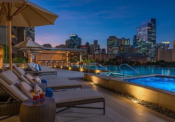 Discovery Primea Hotel, Makati, Manila
