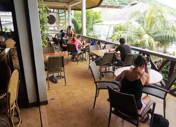 El Nido Boutique & Artcafé, Palawan, Philippines