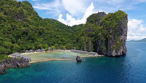 El Nido Lagen Resort, Lagen Island, El Nido, Palawan, Philippines