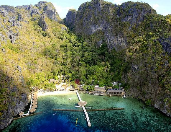 Guida a Dove Alloggiare ed ai Migliori Resorts di El Nido a Palawan nelle Filippine