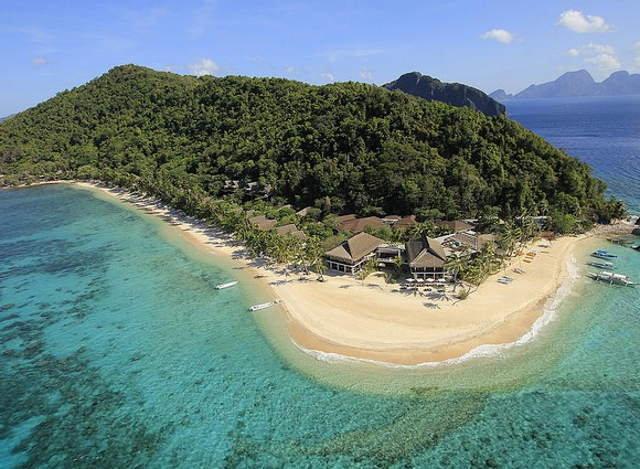 El Nido Pangulasian Resort, Pangulasian Island, El Nido, Palawan, Philippines