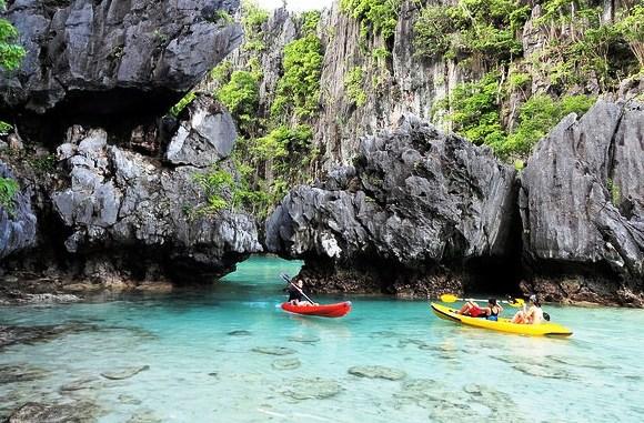 Guida alle 4 Escursioni in Barca Più Belle di El Nido a Palawan nelle Filippine