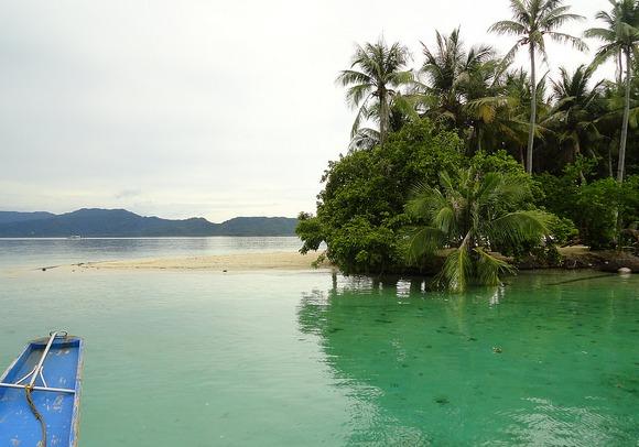 Il Racconto Fotografico dell'Escursione in Barca a Port Barton nell'Isola di Palawan nelle Filippine