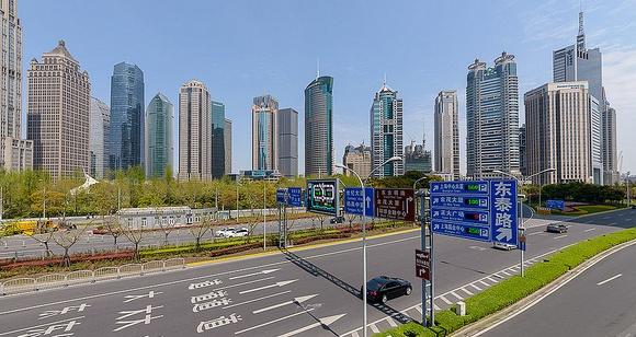 Lujiazui, Pudong, Shanghai