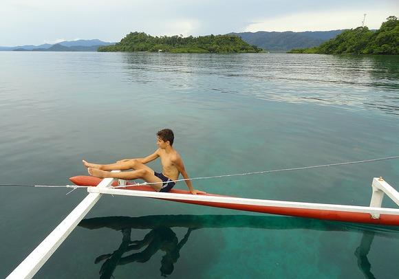 Island Hopping, Port Barton, Palawan, Philippines