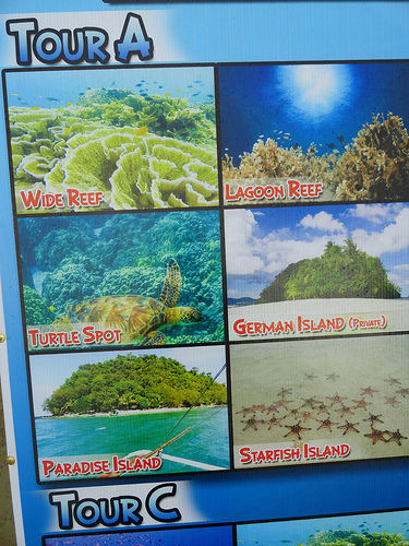 Island Tours, Port Barton, Palawan, Philippines