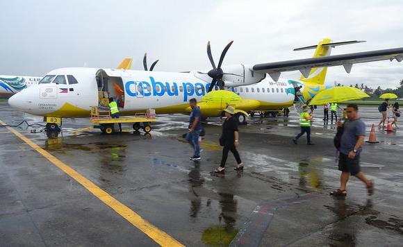 Legazpi Airport, Albay, Philippines
