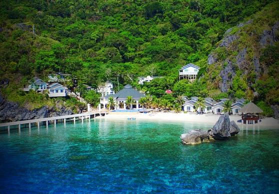 Matinloc Resort, Matinloc Island, El Nido, Palawan, Philippines