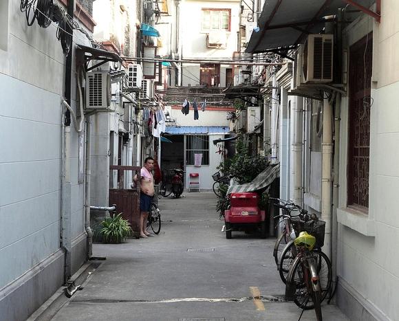 Model Quarter, West of Madang Road, Xintiandi, Shanghai