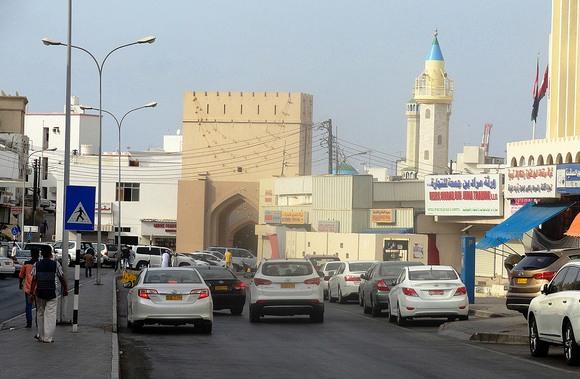 Mutrah Hight Street, Mutrah, Muscat, Oman