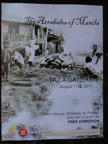 NCCA Gallery, Intramuros, Manila, Philippines