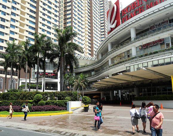 Robinsons Place Mall, Ermita, Manila, Philippines