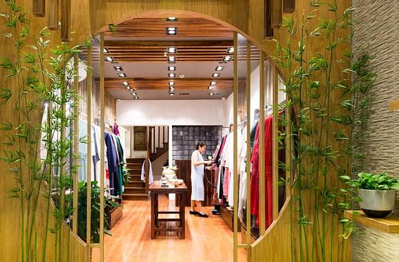 Shop in Tianzifang's Alley, Taikang Road, Shanghai