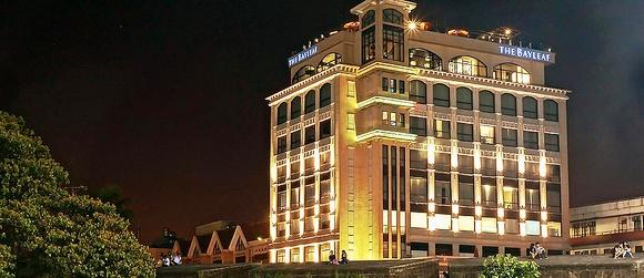 Hotel Building, The Bayleaf Intramuros, Manila