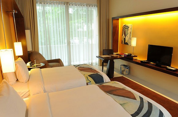 Malaga Studio, The Picasso Boutique Serviced Residences, Makati, Manila
