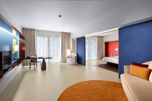 Barcelona Suite, The Picasso Boutique Serviced Residences, Makati, Manila