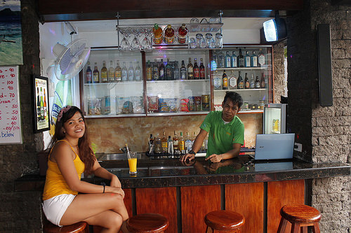 Rooftop Bar and Lounge, Stay Malate | Wanderers Guest House, Manila