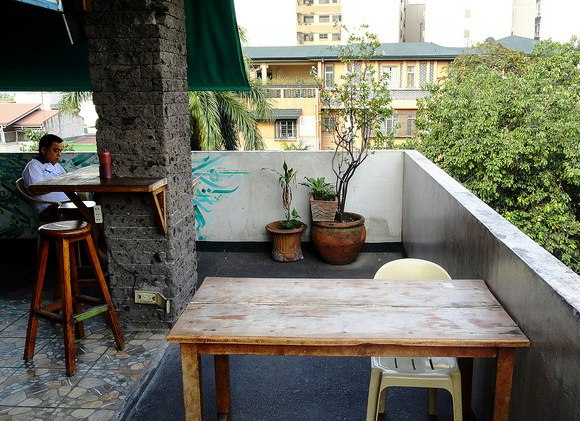 Stay Malate | Wanderers Guest House, Rooftop Terrace, Malate, Manila, Philippines