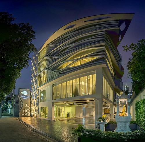 Anajak Bangkok Hotel, Phayathai, Bangkok