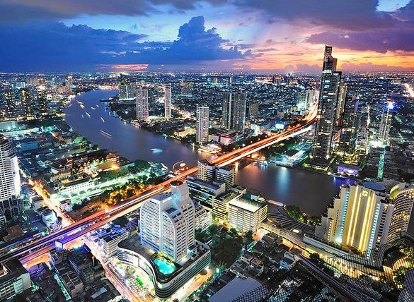 Centre Point Silom Hotel, Taksin Bridge, Bangkok, Thailand