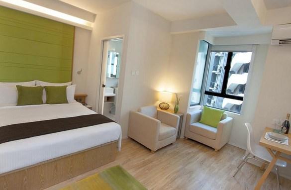 Designer Room, Eaton Residences Wan Chai Gap Road, Hong Kong Island