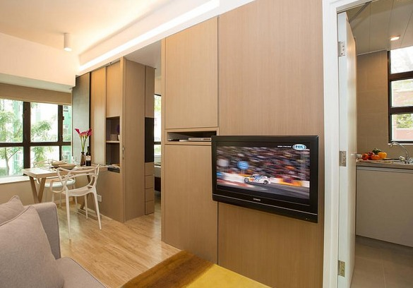 Executive Room, Eaton Residences Wan Chai Gap Road, Hong Kong Island