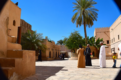 Exploring the Souq and Fort of Nizwa, Sultanate of Oman