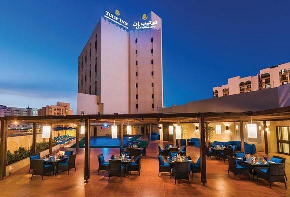 Tulip Inn Downtown Muscat Hotel, Oman