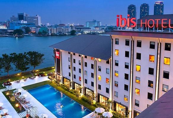 ibis Bangkok Riverside, Thonburi, Bangkok, Thailand