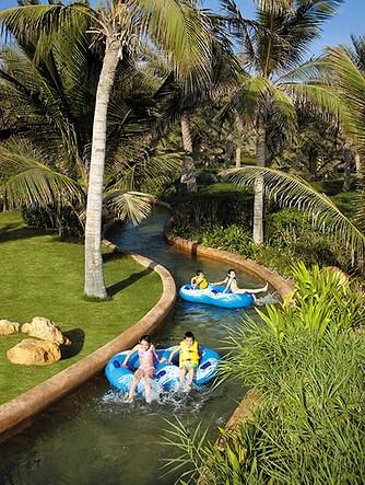 Lazy River, Shangri-La Barr Al Jissah Resort, Muscat, Oman
