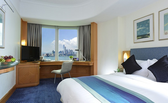 Standard Room Harbour View, Metropark Hotel Causeway Bay, Hong Kong Island