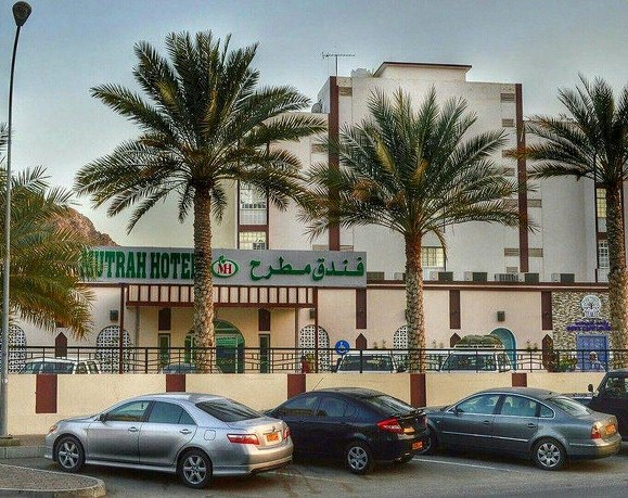 Mutrah Hotel, Muscat, Oman