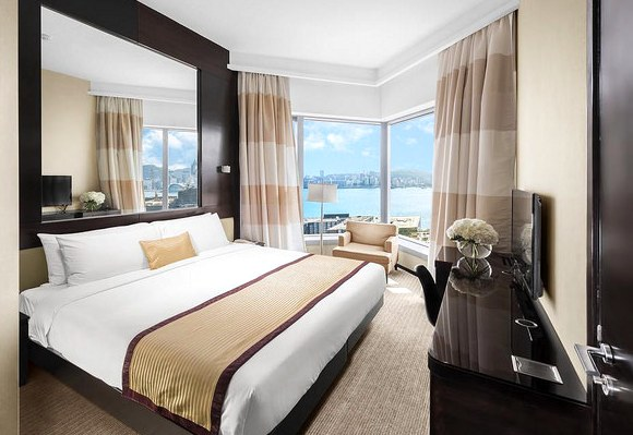 Superior Gold Room, Panorama by Rhombus Hotel, Tsim Sha Tsui, Kowloon, Hong Kong