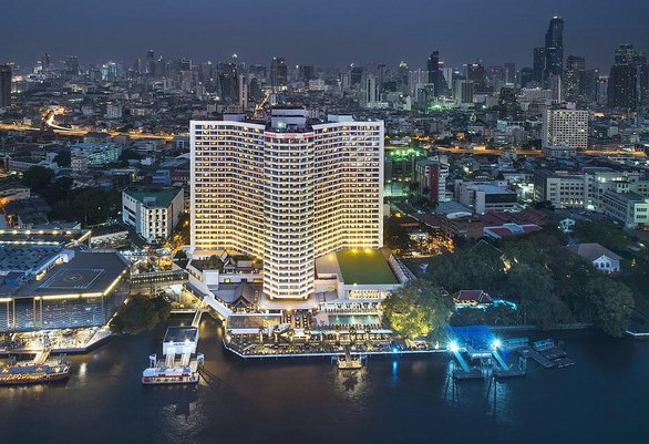 Royal Orchid Sheraton Hotel and Towers, Riverside, Bangkok
