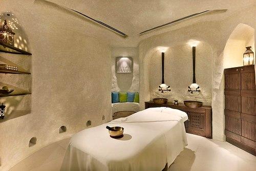 Six Senses Spa, Al Bustan Palace Hotel, Muscat, Oman