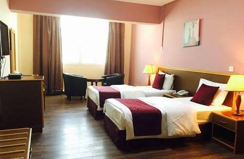 Standard Room, Mutrah Hotel, Muscat, Oman