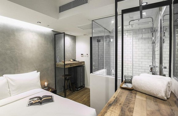 Superior Room, H:ART Hotel, Tsim Sha Tsui, Kowloon, Hong Kong