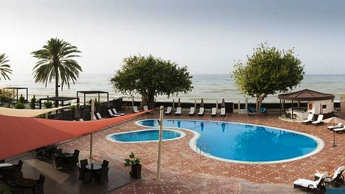 Swimming Pool, Al Qurum Resort, Muscat, Oman