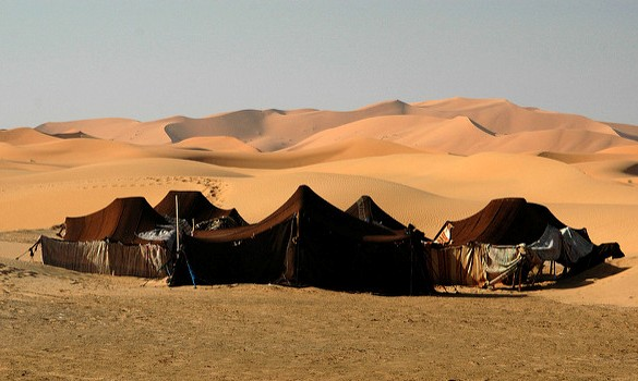 Your home for a Night, Erg Chebbi, Merzouga, Morocco